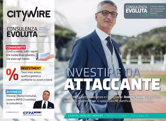 Citywire Consulenza Evoluta magazine Issue 17