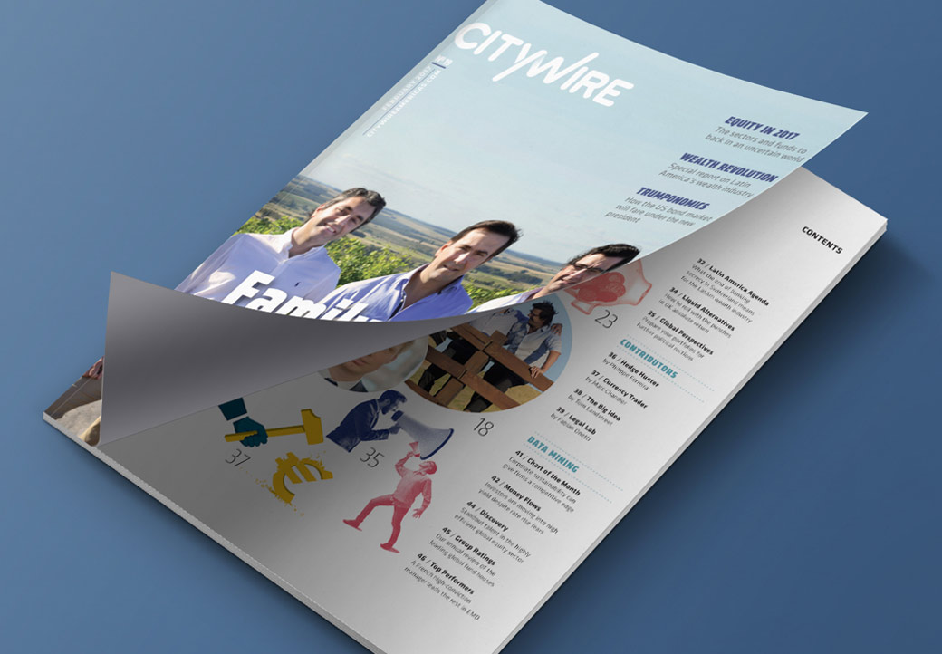 Citywire Americas Magazine Issue 19