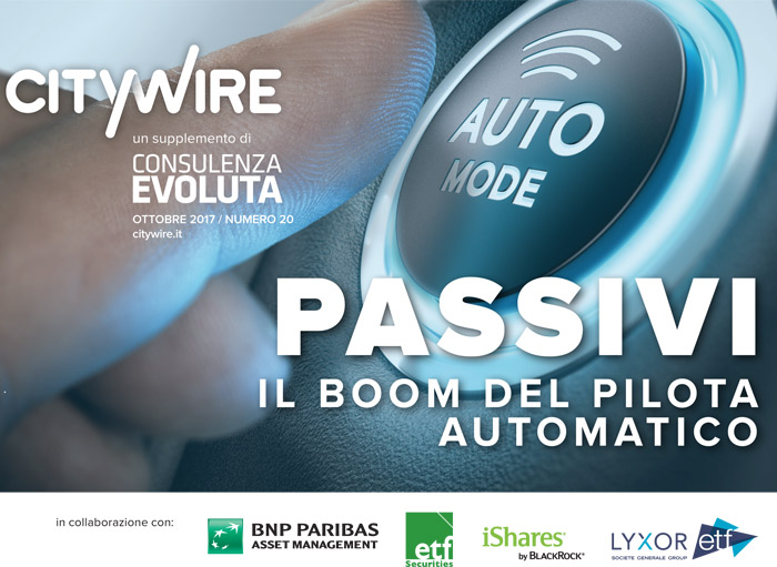 Citywire Consulenza Evoluta Supplemento: Passivi
