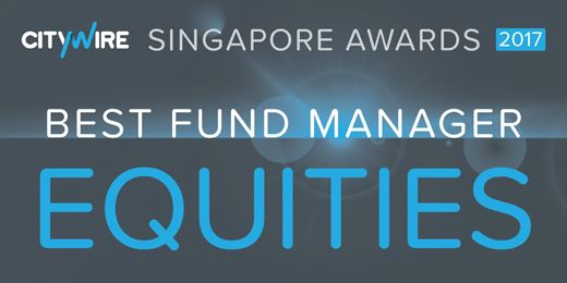 Citywire Singapore Awards 2017: Best Fund Manager - Equity nominees
