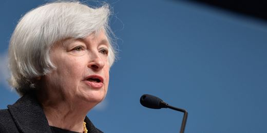 Yellen resigns from Fed board