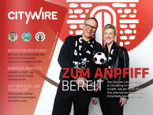Citywire Deutschland Magazine Issue 19