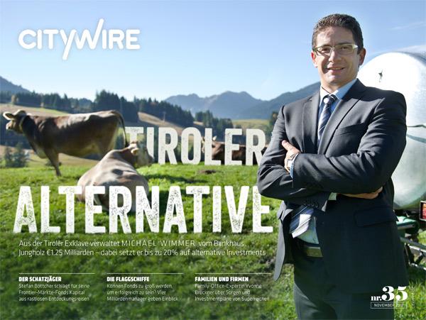 Citywire Deutschland Magazine Issue 35