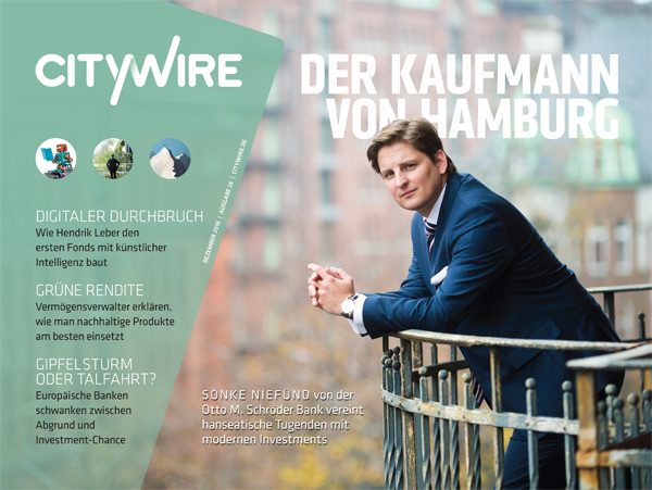 Citywire Deutschland Magazine Issue 26