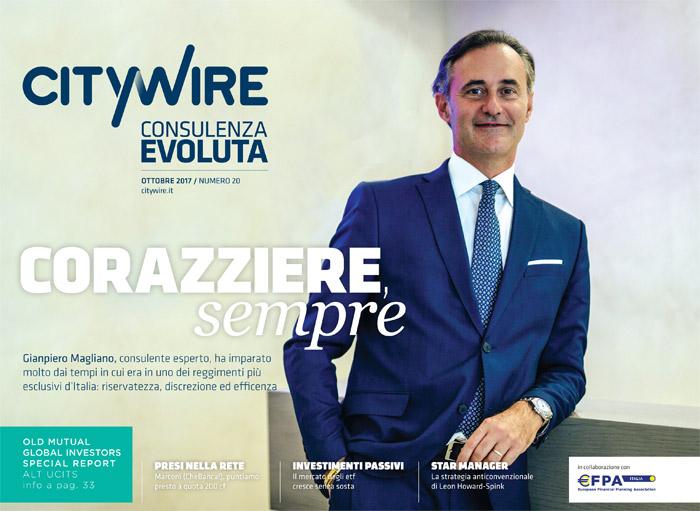 Citywire Consulenza Evoluta magazine Issue 20