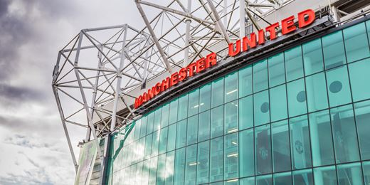 Train buys into 'entertainment product' Man Utd