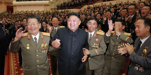 Managers play it cool as North Korea war of words heats up