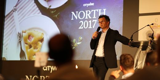 Citywire North 2017 presentation: Dominic Holland