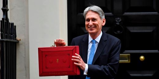 Autumn Budget: Gov't to double EIS limits