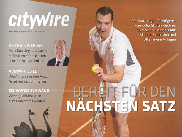 Citywire Deutschland Magazine Issue 15