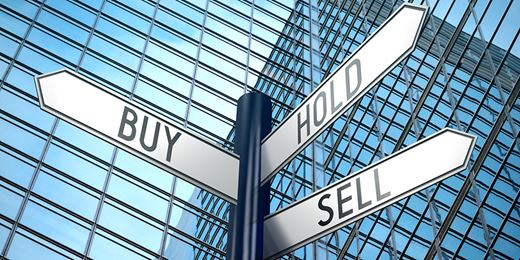 Private banks reveal 'buy' and 'sell' lists