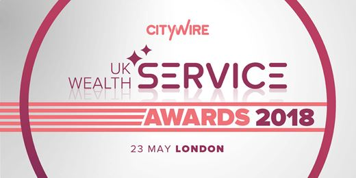 UK Wealth Service Awards: the winners revealed!