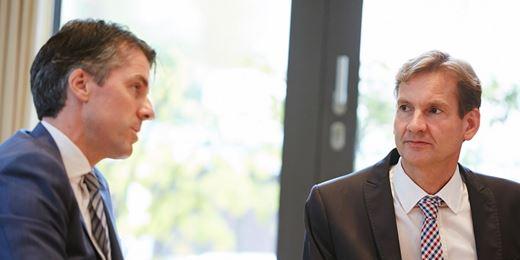 Erfolgs-Duo von CHOM Capital zu ETFs, Value-Investing und Soft-Closing