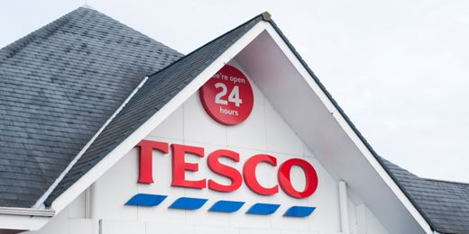 Tesco tops FTSE on approval for Booker takeover