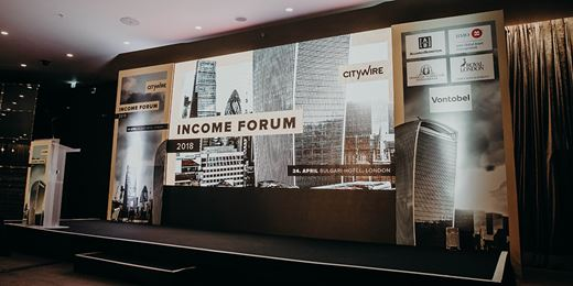 All the pics from the Citywire Income Forum 2018