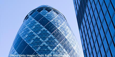 The Gherkin up for sale for £650m