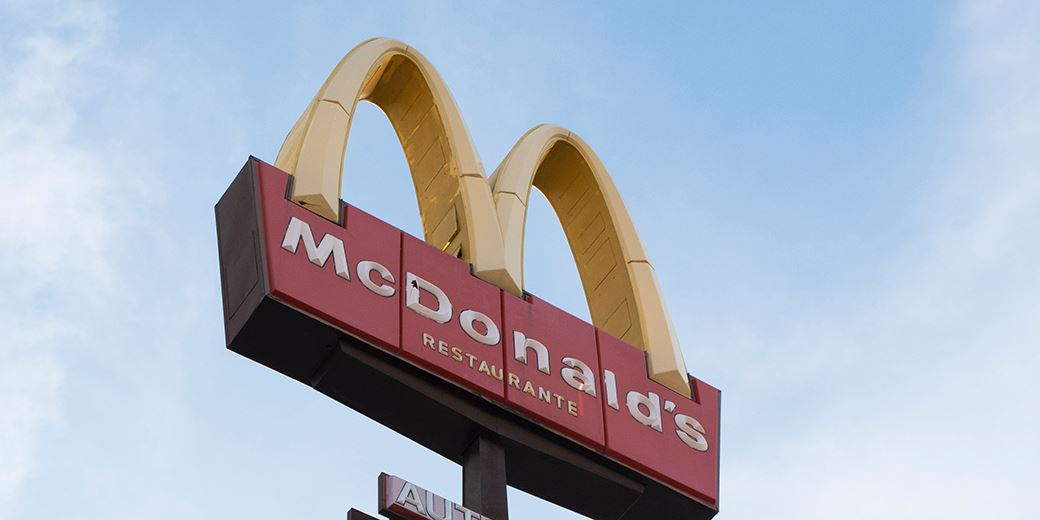 Lockers, smart menus and licence plates: fast food's AI-led future