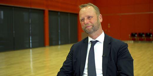 Henning Gebhardt im Video-Interview über den Ausbau des Berenberg-Aktienteams