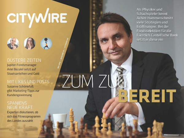 Citywire Deutschland Magazine Issue 20