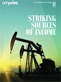 Striking Sources of Income