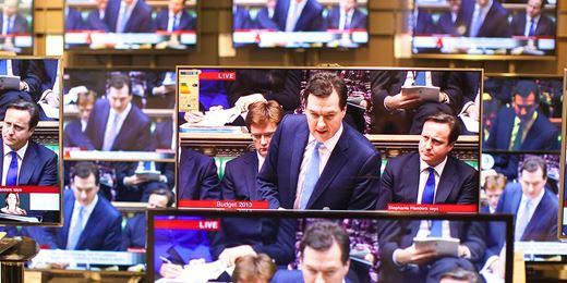 George Osborne named as new Evening Standard editor