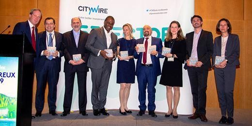 Bambos Hambi wins inaugural Citywire European fund award
