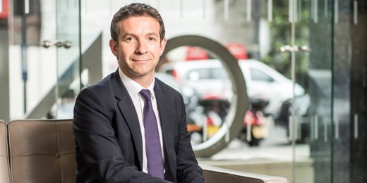 Jupiter hires mandarin for UK growth strategy