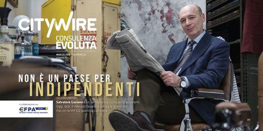 Salvatore Gaziano (SoldiExpert), questo non è un Paese per cf indipendenti