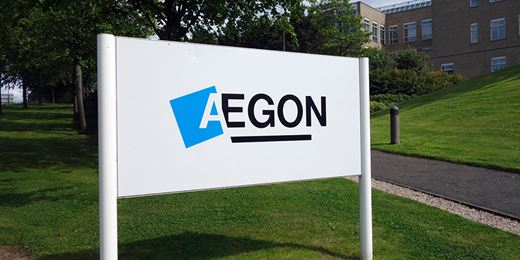 Aegon's transformation director leaves platform