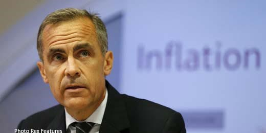 United Kingdom economy could start to pick up, says Bank of England governor