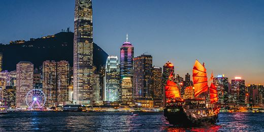 Where (and why) Chinese investors are pouring billions into Hong Kong stocks