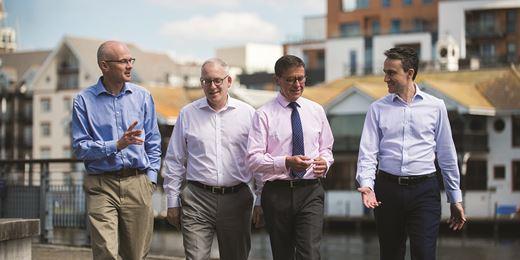 Adviser profile: Simon Ainley, Christopher Hirsch, Jason Laurie and Amyr Rocha-Lima