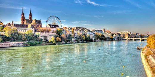 The view from Basel: Riedweg & Hrovat