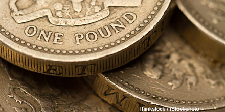 Sterling shatters $1.70 resistance line on rate rise talk