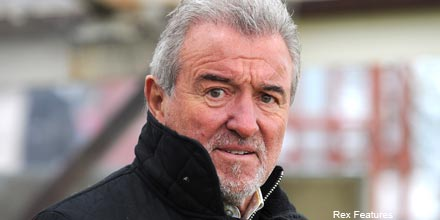 Terry Venables launches football fund targeting 12% return