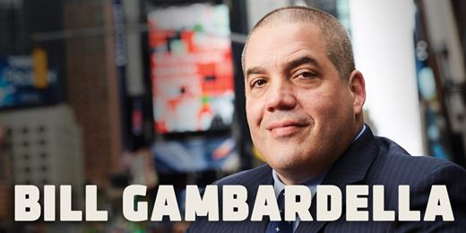 Top Cop: How Bill Gambardella patrols Morgan Stanley's portfolio push