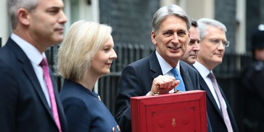 Budget 2017: higher rate tax threshold raised to £46,350