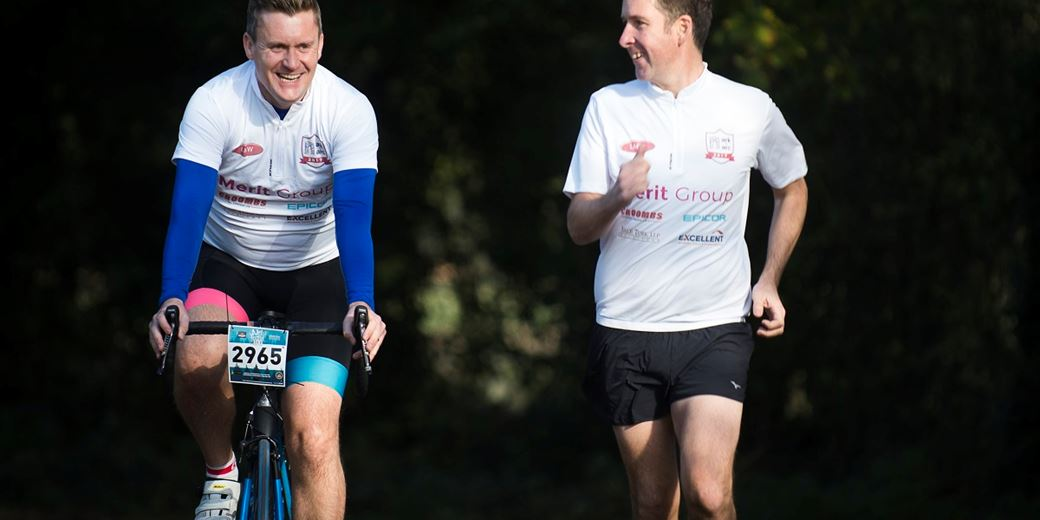 Beaufort bikers hit £250k charity milestone