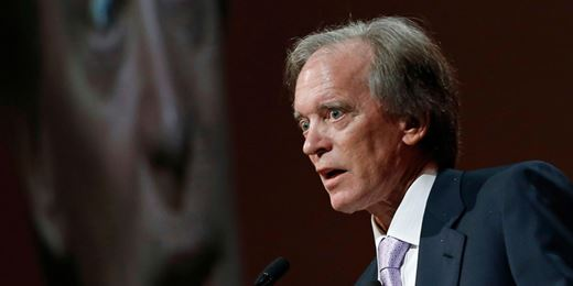 Bill Gross: stock market pricing in 'too much hope'