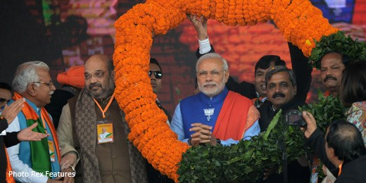Modi under the microscope: top managers on his first year