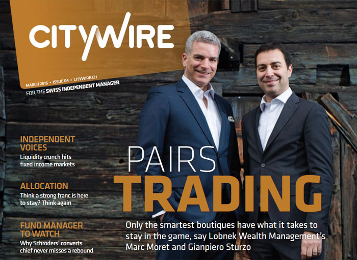 Citywire Swiss Indpendent Manager Issue 4