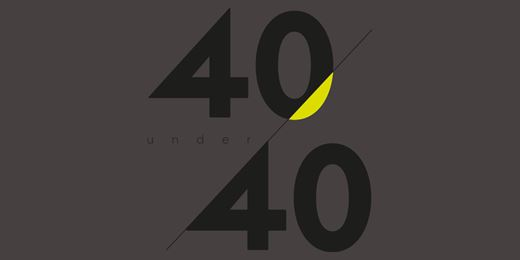 Revealed: the first 20 names in this year's 40 Under 40