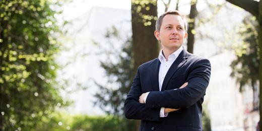 Stefan Gretschel von der Rheinischen Portfolio Management im Portrait