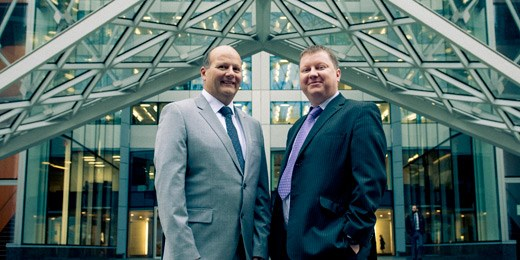 Profile: meet the duo at the heart of Hargreave Hale's succession plan