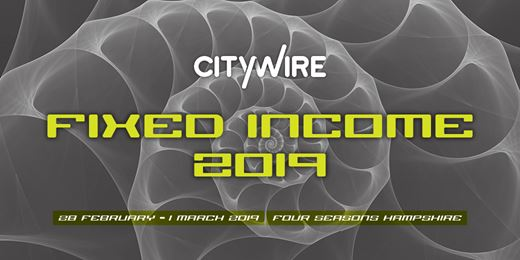 Citywire Fixed Income Retreat 2019: