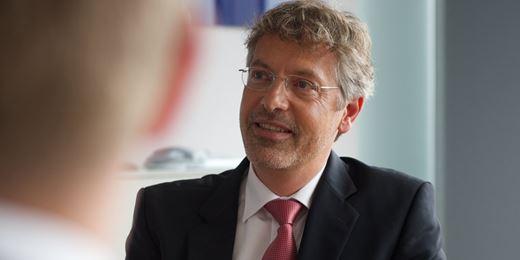 """Philipp Vorndran: """"Die Branche muss Umdenken, um die Rendite-Baisse zu meistern"""""""