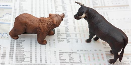 The Accumulator: Fed turns bears into bulls with two words