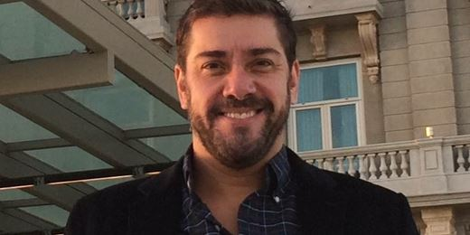 Ricardo Nunes of Brazil's Monex: riding the offshore wave