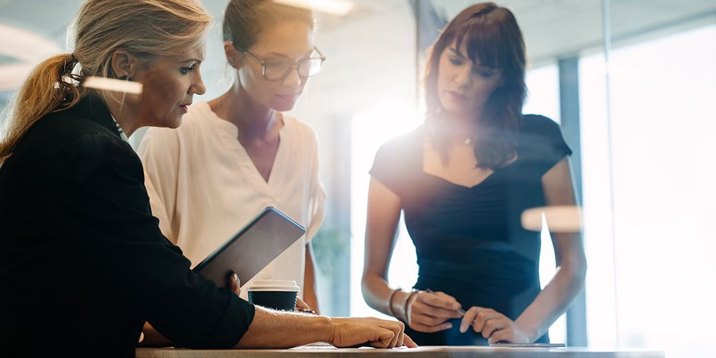 Women-led wealth network partners with law firm