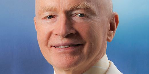 Veteran manager Mark Mobius to retire